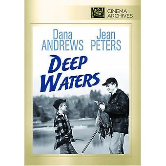 Deep Waters [DVD] USA import