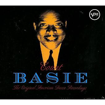 Count Basie - Original American Decc [CD] USA import
