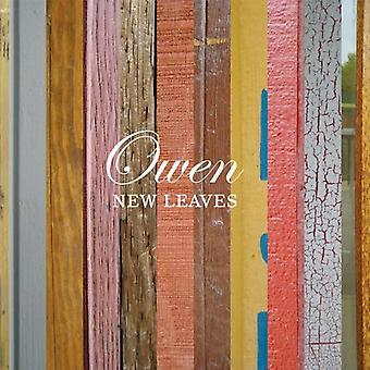 Owen - New Leaves [CD] USA import