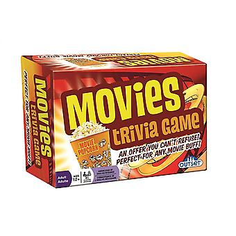 Movies trivia game - perfect for any movie buff!