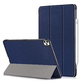 Taitettava kotelo iPad Pro 11 tuuman 2020 - tummansininen