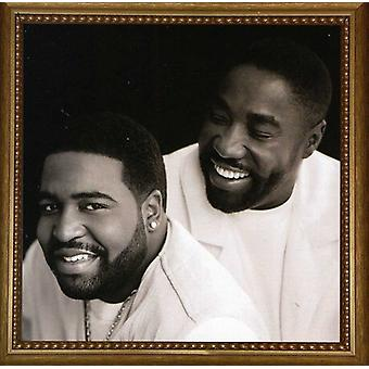 Gerald Levert & Eddie - Something to Talk About [CD] USA import