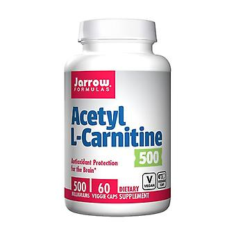 Acetyl L-Carnitin 500 mg None