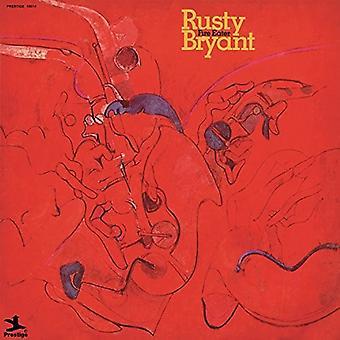Rusty Bryant - Fire Eater (LP) [Vinyl] USA import