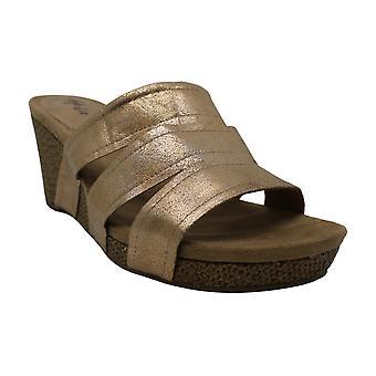 Style & Co. Womens Juliaap Open Toe Casual Mule Sandals