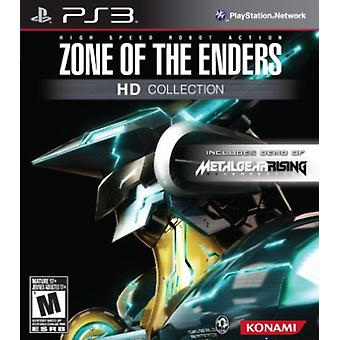 Zone of the Enders HD Collection PS3 Game