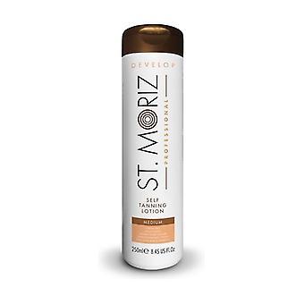 Professional Tanning Lotion, Medium 250 ml