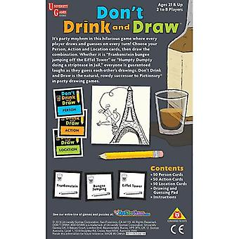 Don't Drink and Draw Game