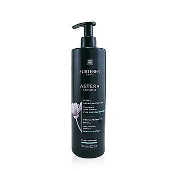 Astera Sensitive Dermo-protective Ritual High Tolerance Shampoo - Sensitive Scalp (producto de salón) - 600ml/20.2oz