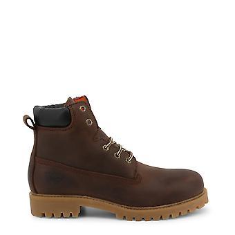 Docksteps men's ankle boots rubber sole