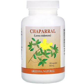 Arizona Natural, Chaparral, 500 mg, 180 Kapseln