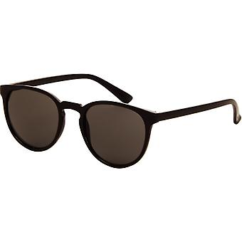 Sunglasses Unisex black with grey lens (AZ-2100)