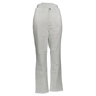 Denim & Co. naiset ' s farkut klassinen denim valkoinen A304475
