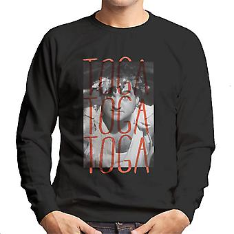 Animal House Bluto Toga Toga Toga Men's Sweatshirt