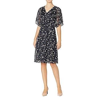 Lauren by Ralph Lauren | Floral Flutter Sleeve Dress
