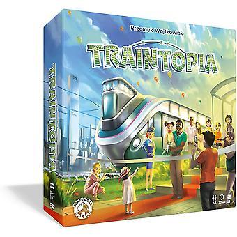 Jeu de société Traintopia