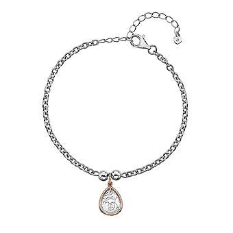 Hot Diamonds Faith Teardrop Bracelet DL562