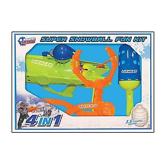 Kwik Tek tandems-007 Airhead Snowball Fun Kit