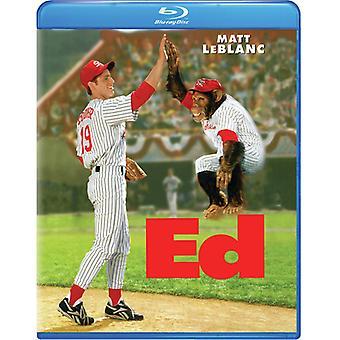 Ed [Blu-ray] USA import