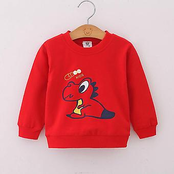 Baby Hoodies Unisex Cartoon Tracksuit Clothing Newborn Sweatshirts For 1-3 Year