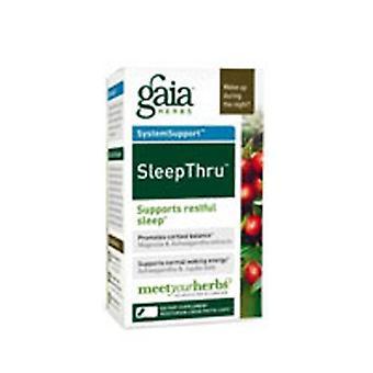 Gaia Yrtit Sleep Thru, 30 CAPS
