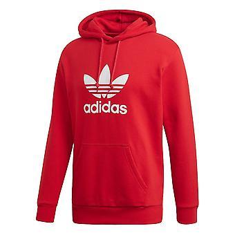 Adidas Trefoil Hoodie DX3614 universel toute l'année hommes sweat-shirts
