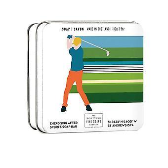 Scottish Fine Soaps Sports Soap Bar Golf 100g