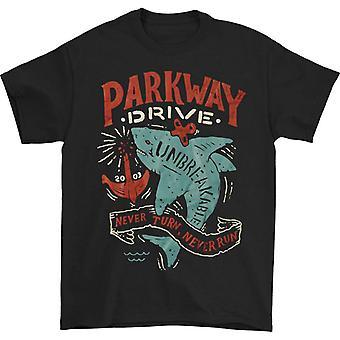 Parkway Drive Never Run Tee T-shirt