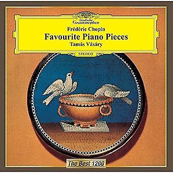 Tamas Vasary - Chopin: Favorite Piano Works [CD] USA import