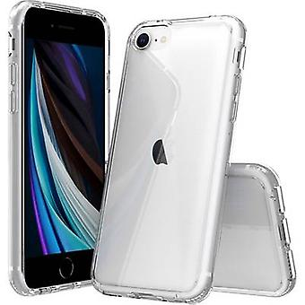 JT Berlin Pankow Clear Back cover Apple iPhone 8, iPhone 7 Transparent