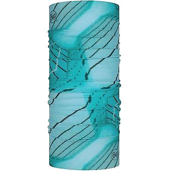 Buff Ενήλικες Πρωτότυπο Εξωτερική Προστατευτική Neckwear Σωληνοειδής Κασκόλ - Geo-Pool Aqua