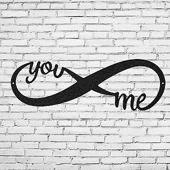 You Me Metal Wall Art/decor