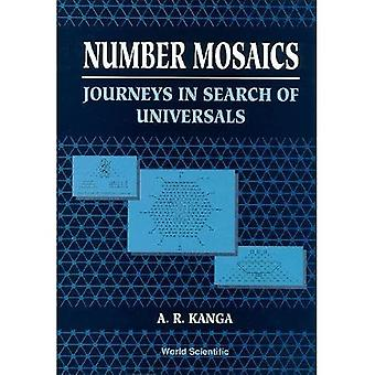 Number Mosaics: Journeys in Search of Universais