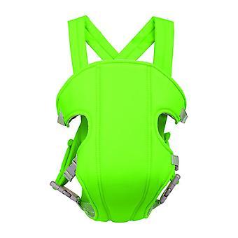 Ventilerande framvänd baby bekväm sling ryggsäck påse wrap känguru