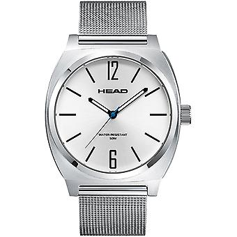 HEAD Generation Watch HE-010-01 - Stainless Steel Unisex Quartz Analogue