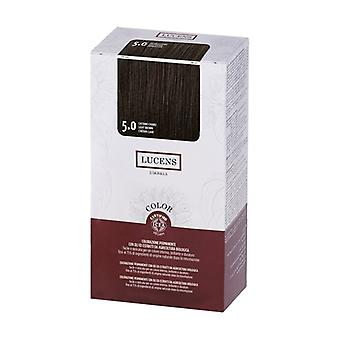 Lucens color 5.00 - light brown 135 ml