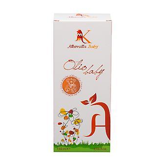 Baby oil 150 ml of cream