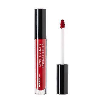 Matte Fluid Lipstick - 59 Brick Red None