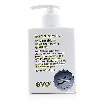 Evo Normal Persons Daily Conditioner (Pump) 300ml/10.1oz