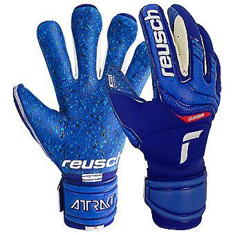 Reusch Attrakt Fusion Ortho-Tec Guardian Keeper Handschoenen Maat