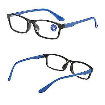Anti Blue Rays Presbyopia Okulary Antifatigue Okulary komputerowe z +1.5
