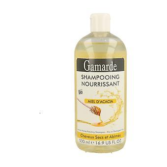 Organic Acacia Honey Nourishing Shampoo (Dry) 500 ml
