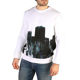 Calvin klein mænd's sweatshirts - j30j304669