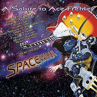 Spacewalk - a Salute to Ace Frehley - Spacewalk-a Salute to Ace Frehley [CD] USA import