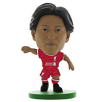 Liverpool FC SoccerStarz Minamino -hahmo