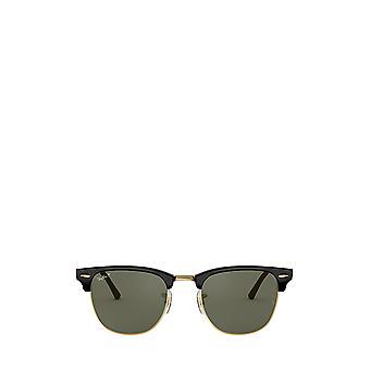 راي بان RB3016 نظارات شمسية سوداء للجنسين