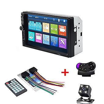 2 Din General Car Models 7'' Touch Screen Bluetooth Car Radio Player