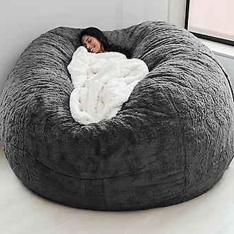 Living Room Furniture Big Round Giant Bean Bag Cover