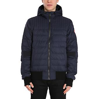 Canada Goose 2208m63 Men's Blue Polyester Down Jacket