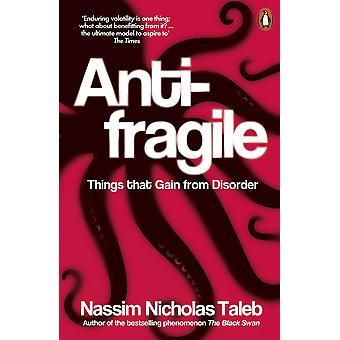 Antifragile: דברים שמרוויחים מהפרעה כריכה רכה - 6 יוני 2013